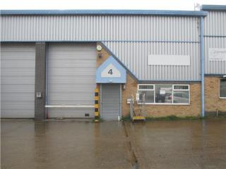 Teaser image for Industrial for sale in Triumph Way, Bedford, MK42