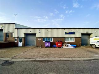 Teaser image for Industrial for sale in Blackburn Road, Houghton Regis, LU5